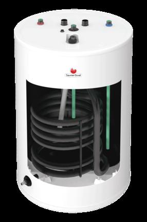 Warmwasserspeicher FE 120/150 BM